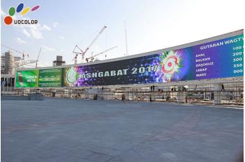 深圳优酷光电-土库曼斯坦项目
