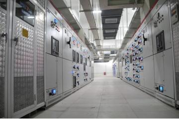低压系统智能配电自动控制箱柜